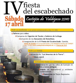 Fiesta del escabechado en Castejón de Valdejasa