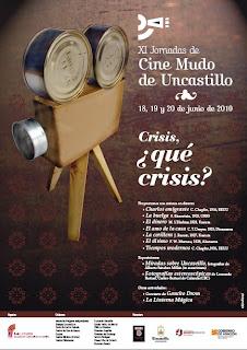 Cine Mudo en Uncastillo