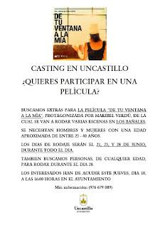 Casting en Uncastillo