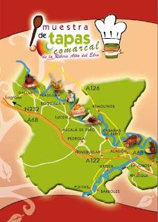 Tapas Ribera Alta del Ebro