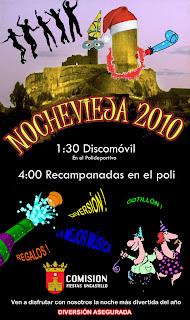 Nochevieja Uncastillo 2010