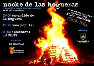 Hogueras Uncastillo 2011