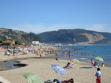 Playa Estacion (TOME)