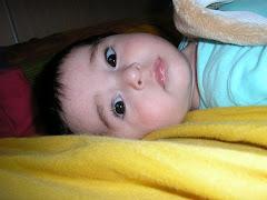 Héctor con 4 meses