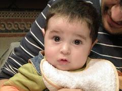 Héctor con 5 meses