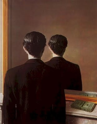 Magritte - La reproduction