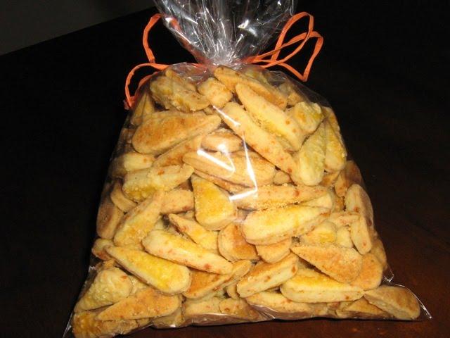 Biscoitos de Gorgonzola