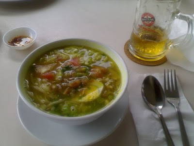 Indonesian Soups