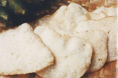 Kerupuk (Tapioca Crackers)