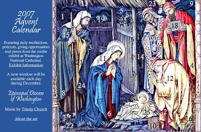 Click to Go to On-Line Advent Calendar