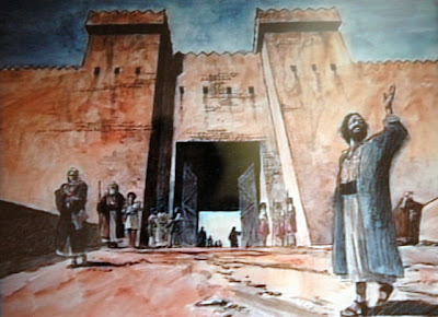 Artist's Reconstruction