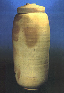 Scroll Jar for the Qumran Biblical Texts