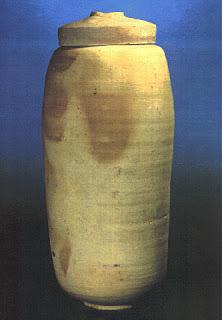 Scroll Jar for the Qumran Biblical Texts