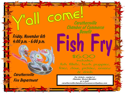 Caruthersville Chamber Of Commerce Chamber Benefit Fish Fry