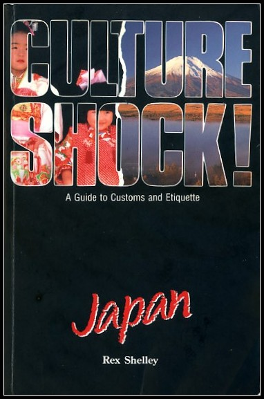 Culture Shock in Japan, while Traveling