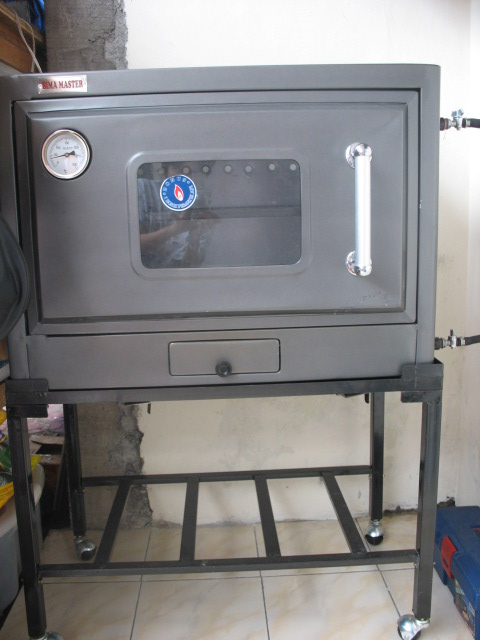 Gas Oven Harga Oven Gas Bima