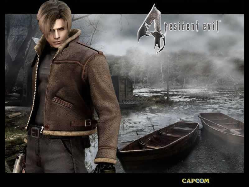 Resident Evil 4 Ps2 (PAL-NTSC) Español