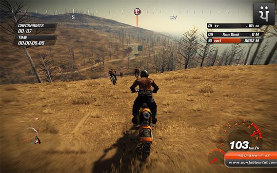 FUEL (2009) Game ScreenShot 01