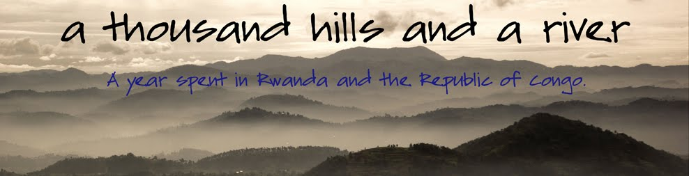 a thousand hills and a river