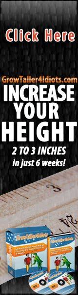 Grow Taller Now