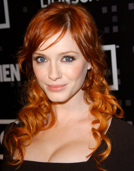 Politics and World News: Christina Hendricks Cup Size and Measurements