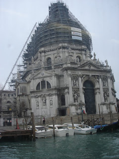 Церковь Санта-Мария делла Салуте