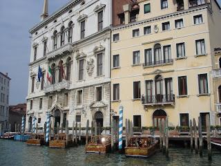 Транспорт Венеции