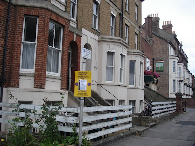 Во многих частных домах Оксфорда сдаются комнаты