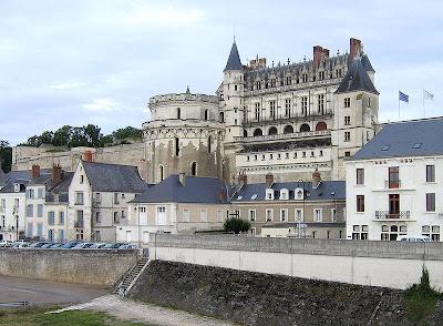 Замок Амбуаз во всей красе