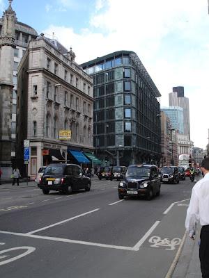 Лондонское такси