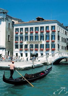 Венеция. Славянская набережная. Отель Metropol