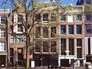 Музеи Амстердама. Дом-музей Анны Франк
