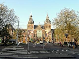Музеи Амстердама.Рейксмузеум