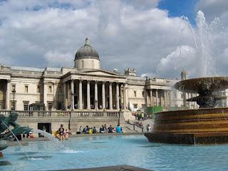 Музеи Лондона. Национальная галерея