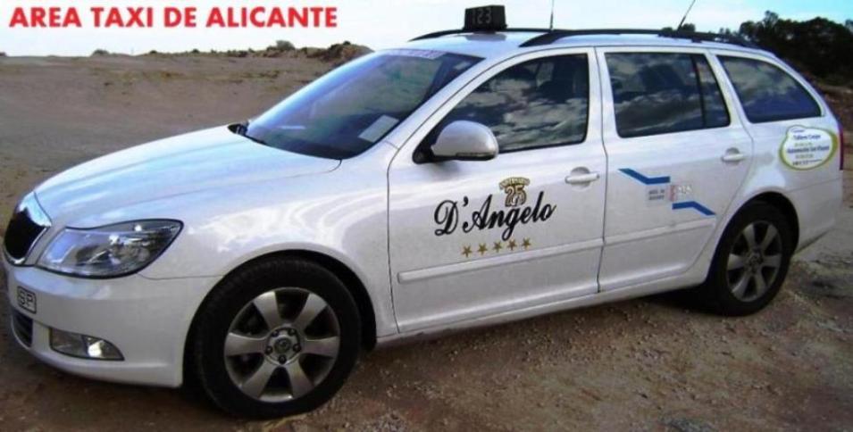 AREA TAXI DE ALICANTE