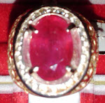 Ruby Madagaskar Diamond cut [SOLD]