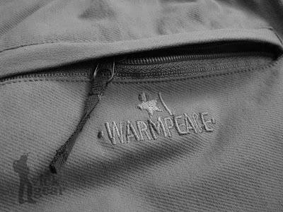 spodnie warmpeace