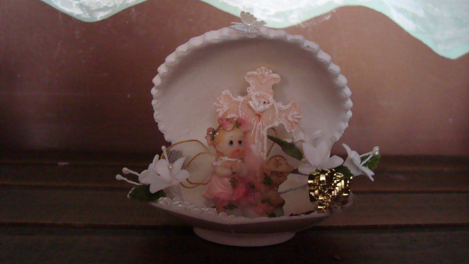 Pastillarte arte y decoraci n decoraciones bautizo ni o - Decoracion de bautizo nina ...