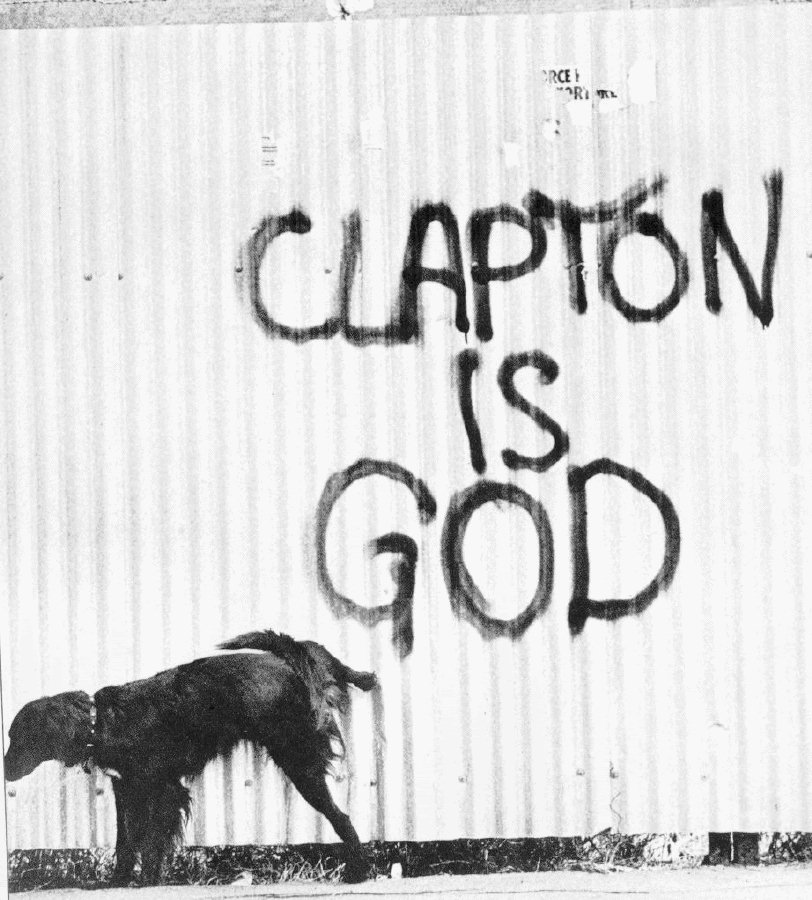 Clapton=God