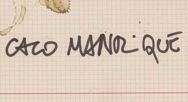 Caco Manrique