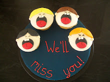 Crying kids cupcakes