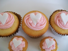 Rose Scented Cup Cakes