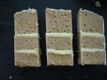 Cake tastings.......