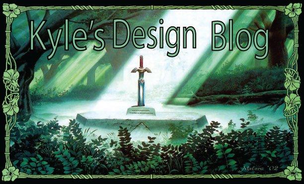 Kyle Popoff Design Blog