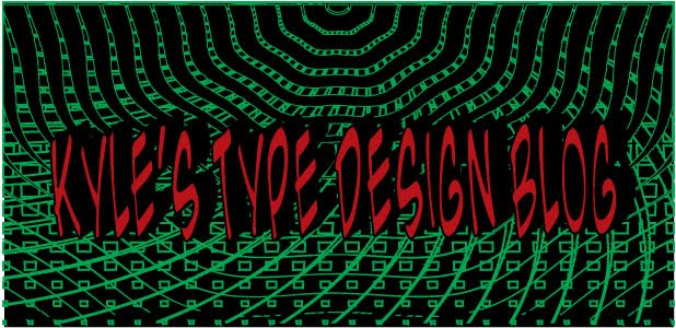 Kyle's Type Design Blog