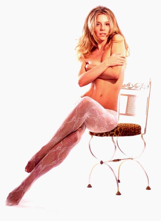 "Andrea Parker – 'Monica Parker' – ""the Pretender"""