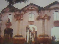 Ruinas de la Iglesia