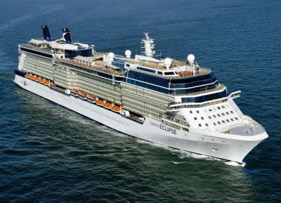 Pictures Celebrity Eclipse on Cruise With Christine Pappin  Celebrity Eclipse To The Rescue