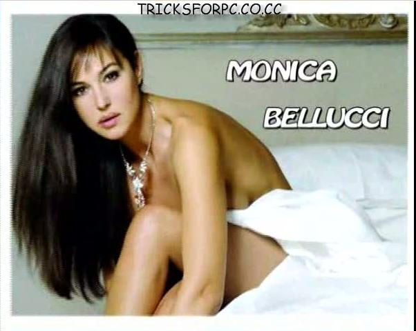 monica bellucci sex tape