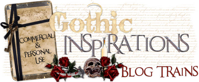 Gothic Inspirations Blog Trains
